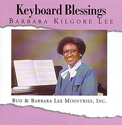 --Keyboard Blessings - CD